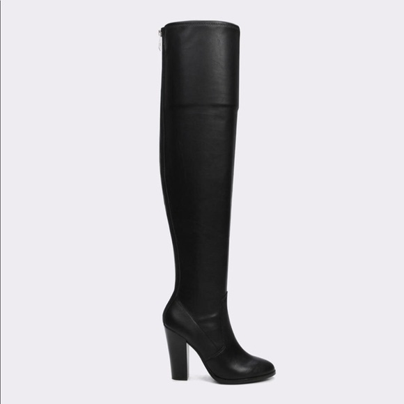 fe29f7eeaf0 Aldo Thigh High Boots